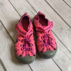 Merrell hydro pink sandals